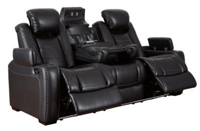 Picture of: Party Time Power Reclining Sofa Ashley Furniture Homestore