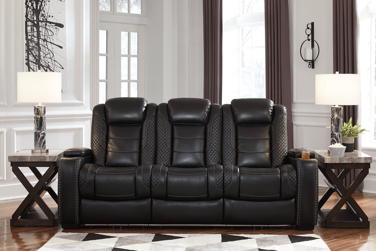 Party Time Reclining Sofa