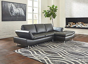 Delicieux ... Large Carrnew 2 Piece Sectional, , Rollover