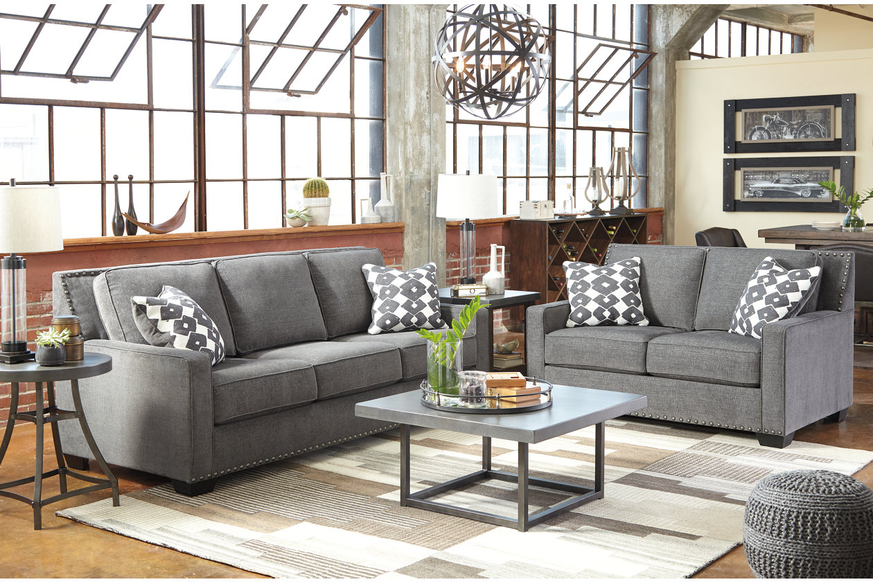 Brace Loveseat | Ashley Furniture HomeStore