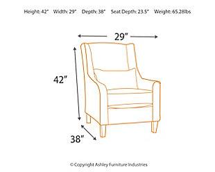 Brace Chair, , large