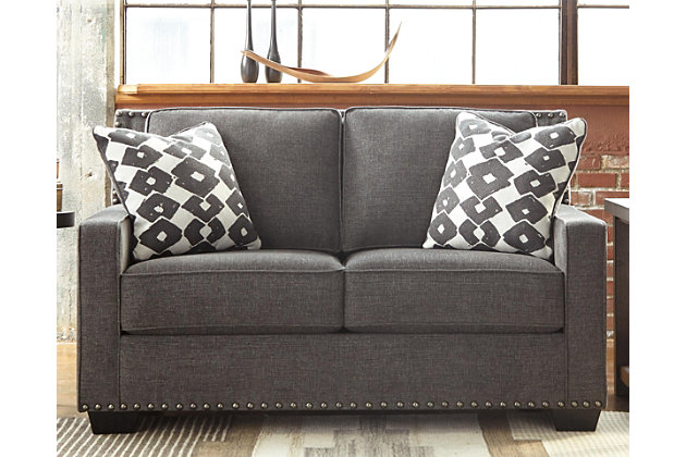 Brace Loveseat, , Large ...