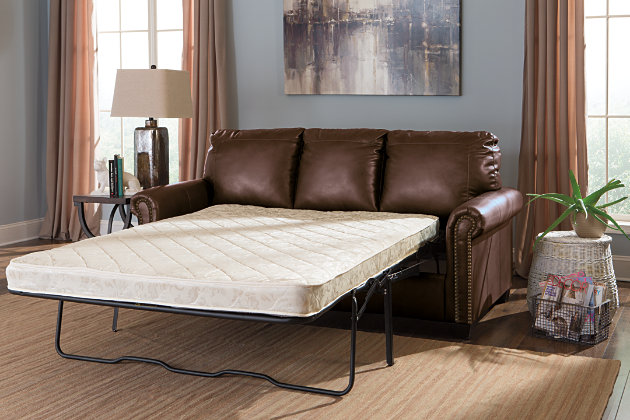 Lottie durablend full sofa sleeper ashley furniture Pull out sofa bed ashley furniture