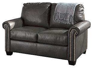 Lottie DuraBlend Twin Sofa Sleeper, ...