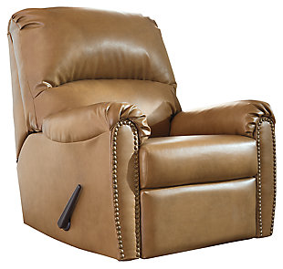 Lottie Recliner, Almond, large