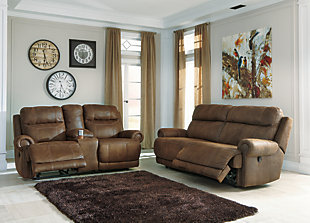 Austere Sofa and Loveseat, , rollover