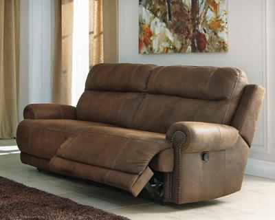 Austere Reclining Sofa Ashley Furniture Homestore