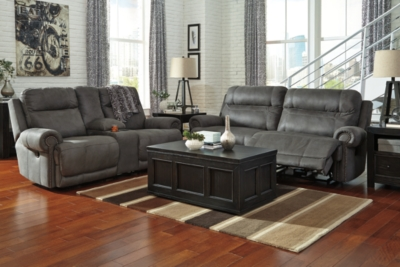 Austere Power Reclining Sofa Ashley Furniture HomeStore
