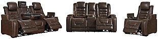 Game Zone Sofa, Loveseat and Recliner, , large