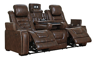 Game Zone Power Reclining Sofa, , large