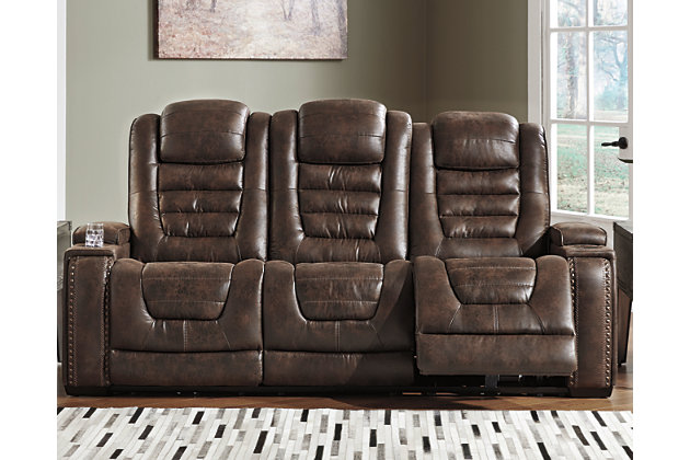 Game Zone Sofa and Loveseat, , large