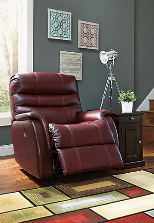Bridger Power Recliner, , large