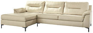 Tensas 2-Piece Sectional, Ice, large