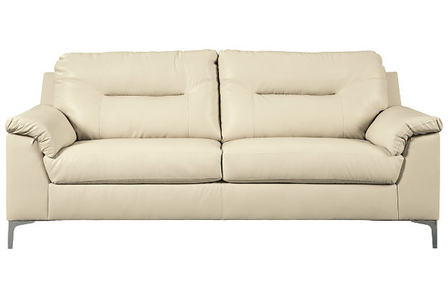 Tensas Sofa, Ice, large