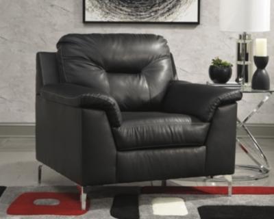 Ashley Tensas Chair, Black