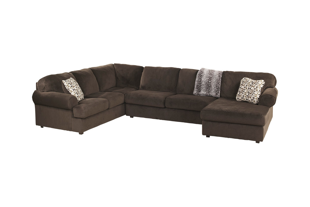 p design sectional ashley dune jessa place signature by pc