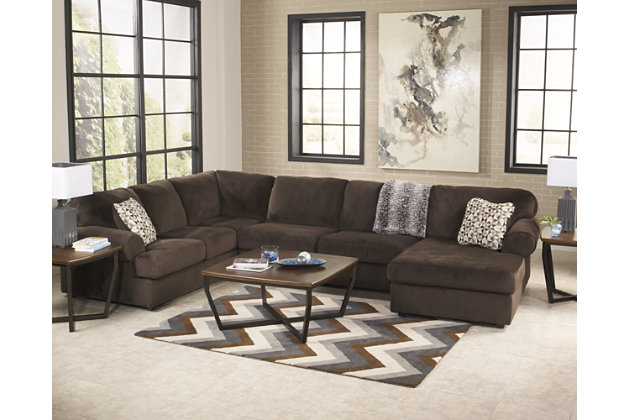 Jessa Place Piece Sectional Ashley Furniture Homestore