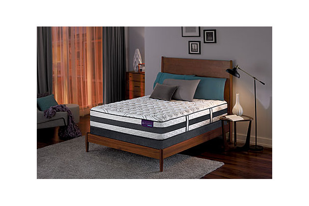 iComfort Hybrid Applause II King Mattress, , large