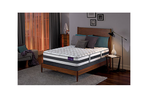 iComfort Hybrid Rocognition King Mattress, , large