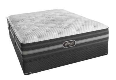 Desiree Lux Firm King Mattress Black Product Photo