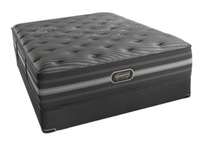 Mariela Plush Queen Mattress Black Product Photo