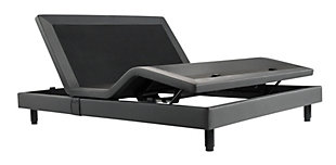 SmartMotion Queen Base 2.0, Charcoal, rollover