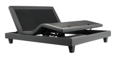 Ashley SmartMotion SmartMotion Queen Base 3.0, Charcoal