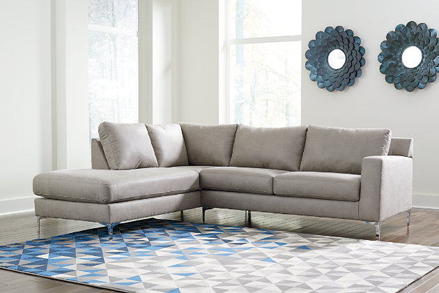Ryler 2-Piece Sectional with Chaise | Ashley Furniture HomeStore