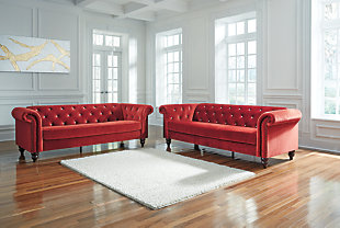 Malchin Sofa and Loveseat Set, , rollover