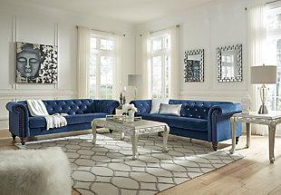 Malchin Sofa and Loveseat Set, , large