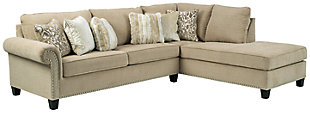 Dovemont 2-Piece Sectional with Chaise, , large