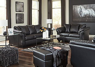 Betrillo Sofa, Loveseat, Chair and Ottoman, , rollover