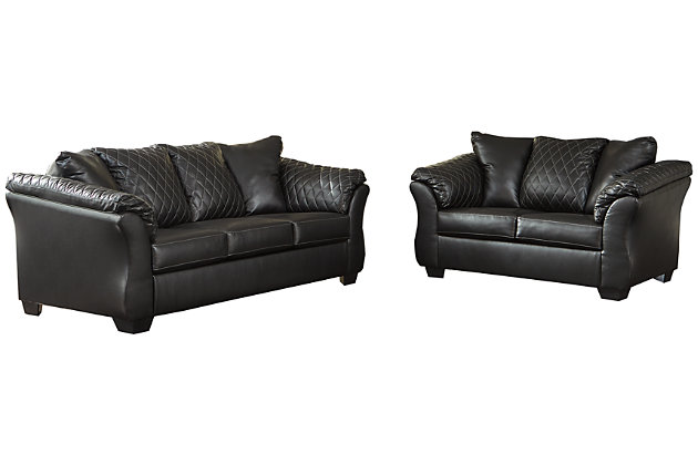 Betrillo Sofa and Loveseat, , large