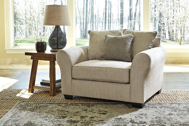 Baxley Oversized Chair Ashley Furniture Homestore