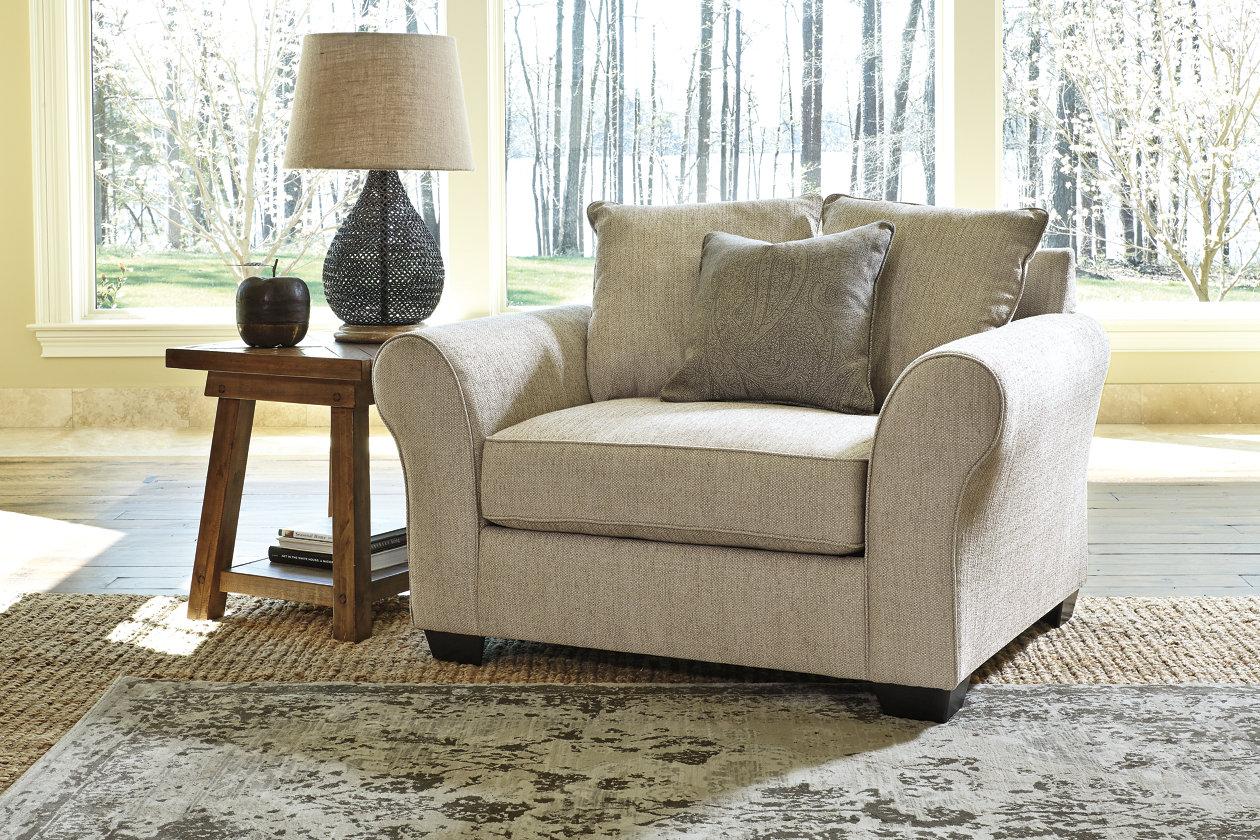 Baxley Oversized Chair | Ashley Furniture HomeStore