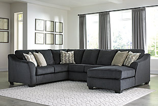 Eltmann 3-Piece Sectional with Chaise, , rollover