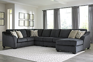 Eltmann 4-Piece Sectional with Chaise, , rollover
