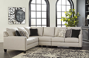 Hallenberg 3-Piece Sectional, , rollover