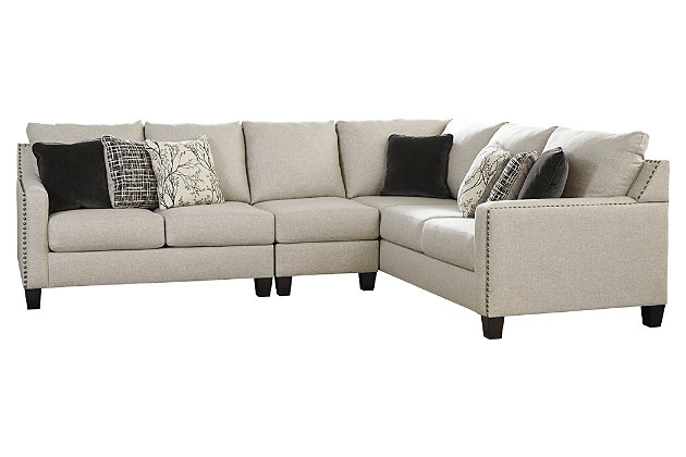 Fabulous Hallenberg 3 Piece Sectional Ashley Furniture Homestore Inzonedesignstudio Interior Chair Design Inzonedesignstudiocom