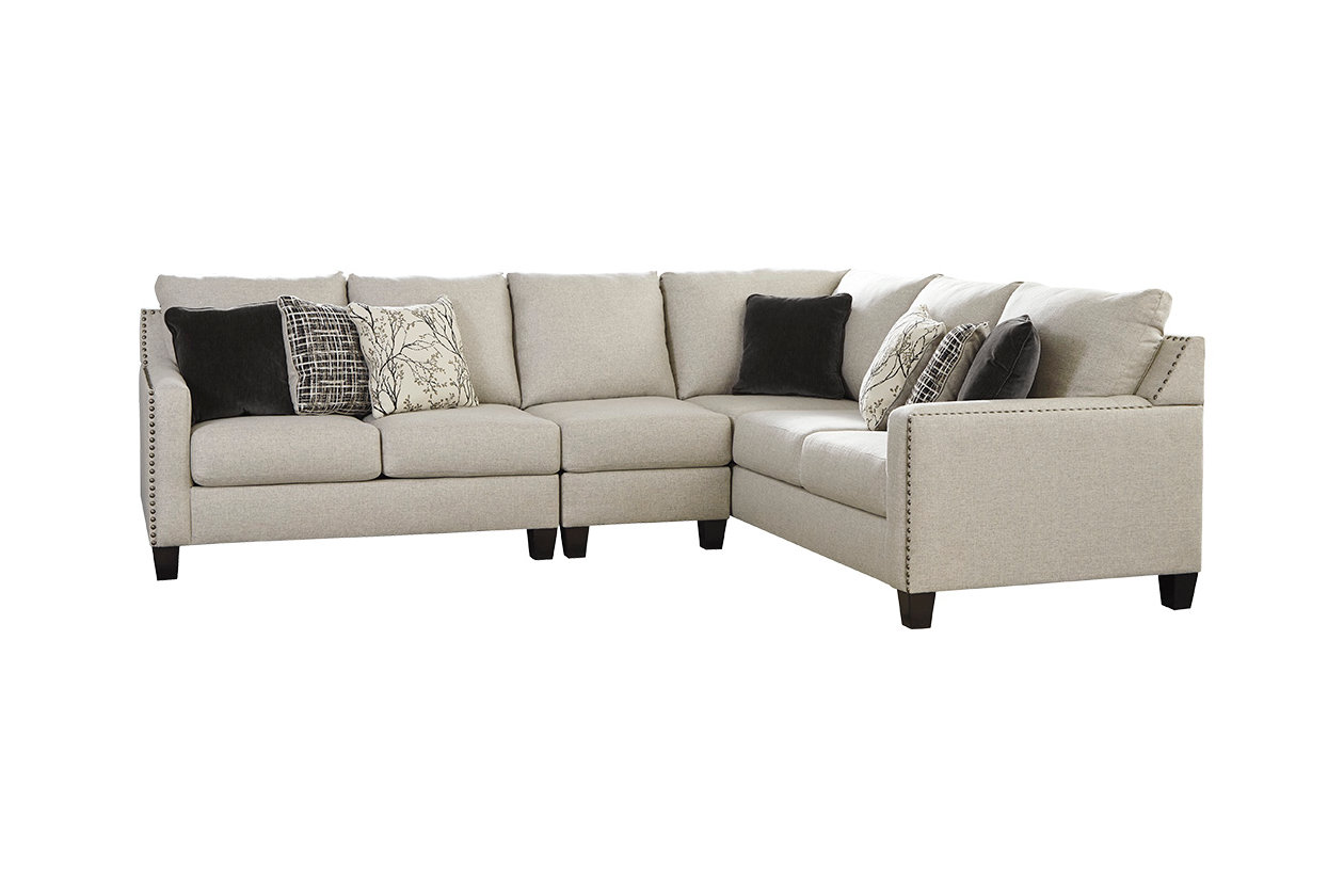 Admirable Hallenberg 3 Piece Sectional Ashley Furniture Homestore Short Links Chair Design For Home Short Linksinfo