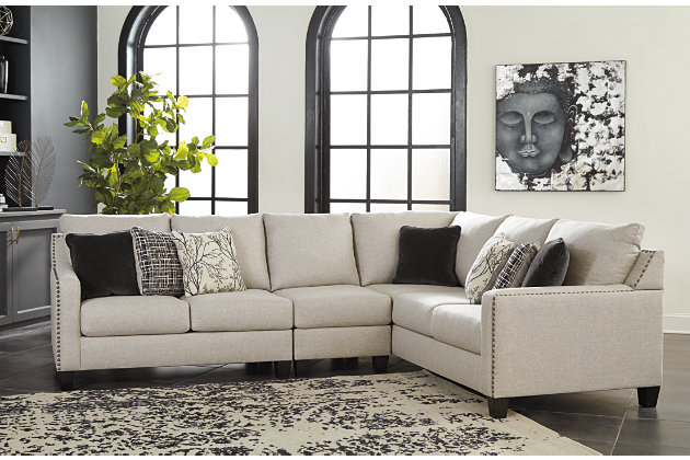 Hallenberg 3 Piece Sectional Ashley Furniture Homestore