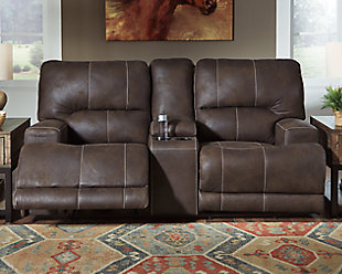 Kitching Power Reclining Loveseat, , rollover