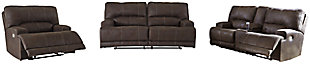 Kitching Sofa, Loveseat and Recliner, , large