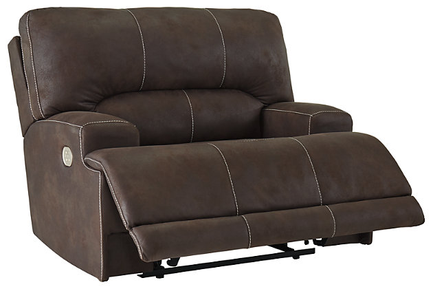 Kitching Oversized Power Recliner, , large