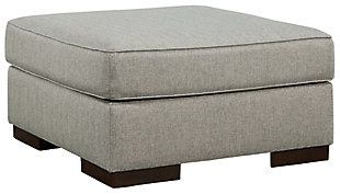 Marsing Nuvella Oversized Accent Ottoman, , large