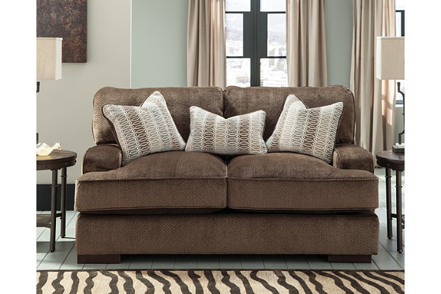 Charmant Fielding Loveseat, , Large ...