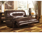 Chocolate Exhilaration Oversized Recliner View 1