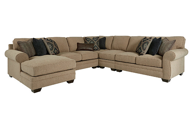 Amandine 5-Piece Sectional, , large