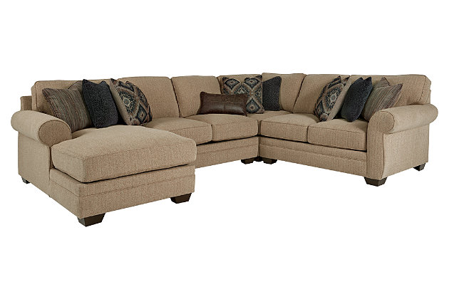 Amandine 4-Piece Sectional, , large