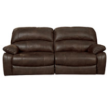 Zavier Glider Reclining Loveseat With Console Ashley